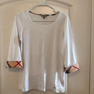 Burberry Brit white T-shirt